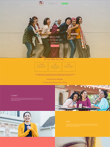 We Are Pistachio Website designed by Pink Pepper Content