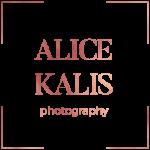 Logo Alice Kalis Photography